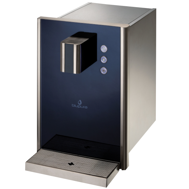 Erogatore e purificatore acqua per Uffici - Blupura
